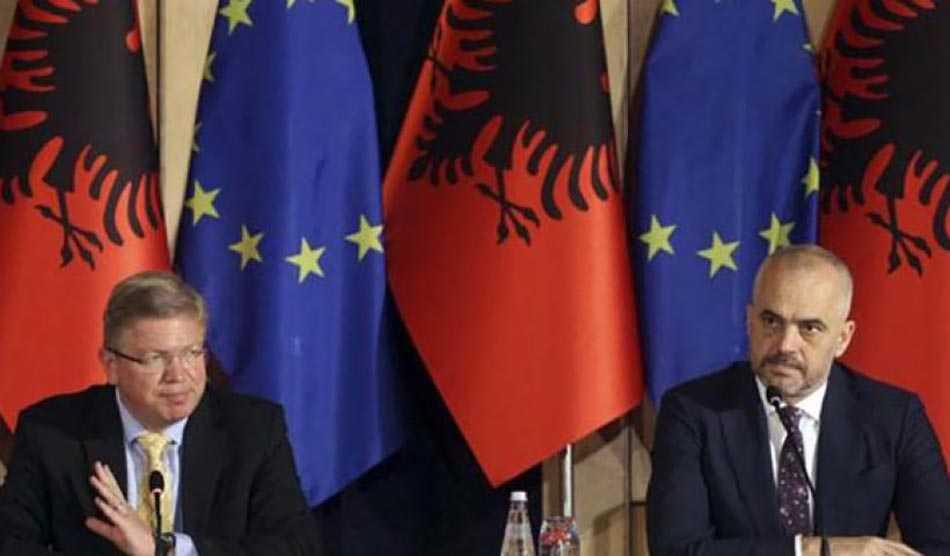Ένταξη της Αλβανίας στην ΕΕ πριν το 2050 προβλέπει νέα μελέτη ...